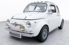 1971 Fiat 500 Abarth 695 SS Optik
