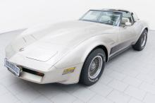 1982 Chevrolet Corvette (C3) Collectors Edition