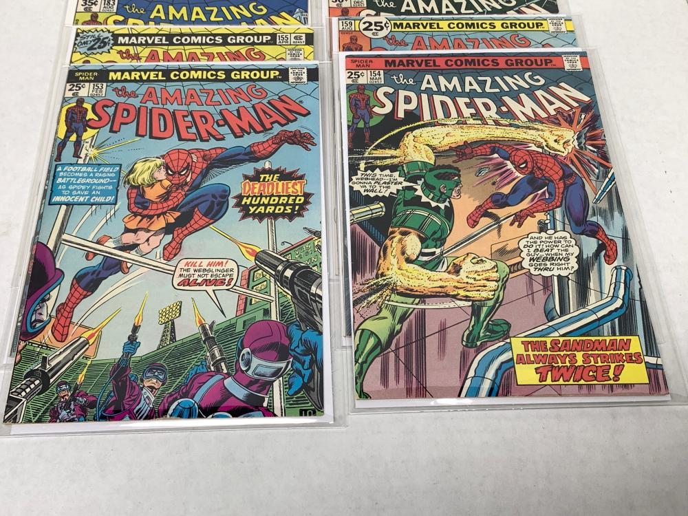 Marvel Comics 9 Spider-Man Comics