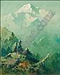 Ziegler, Eustace Paul: Mt. McKinley Signed l.l., Eustace Paul Ziegler, Click for value