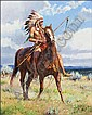 Grelle, Martin: Cheyenne Pride 2006 Signed l.r., Martin Grelle, Click for value