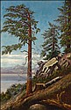 Brown, Grafton Tyler: Tahoe Landscape Signed l.l., Grafton Tyler Brown, Click for value
