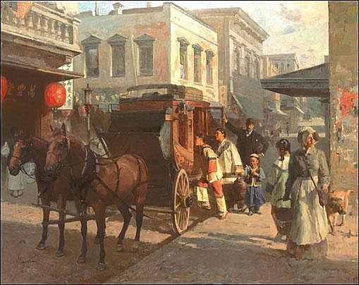 Situ, Mian: Pacific Carriage Co.,San Francisco1905