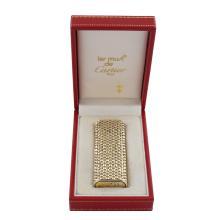 Cartier, vintage lighter  peso lordo 94,6 gr.
