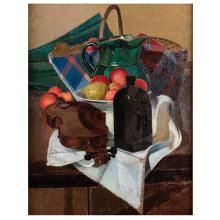 Oscar Ghiglia Livorno 1876 - Firenze 1945 65x51 cm.