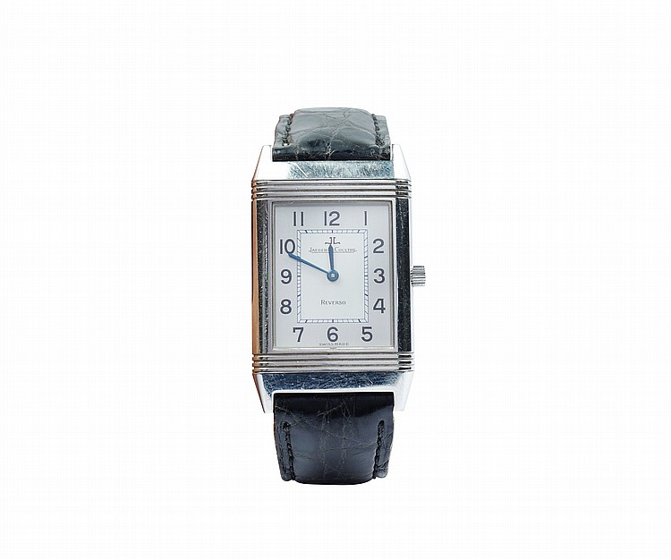 A Jager Le Coultre Reverso Classic wrist watch