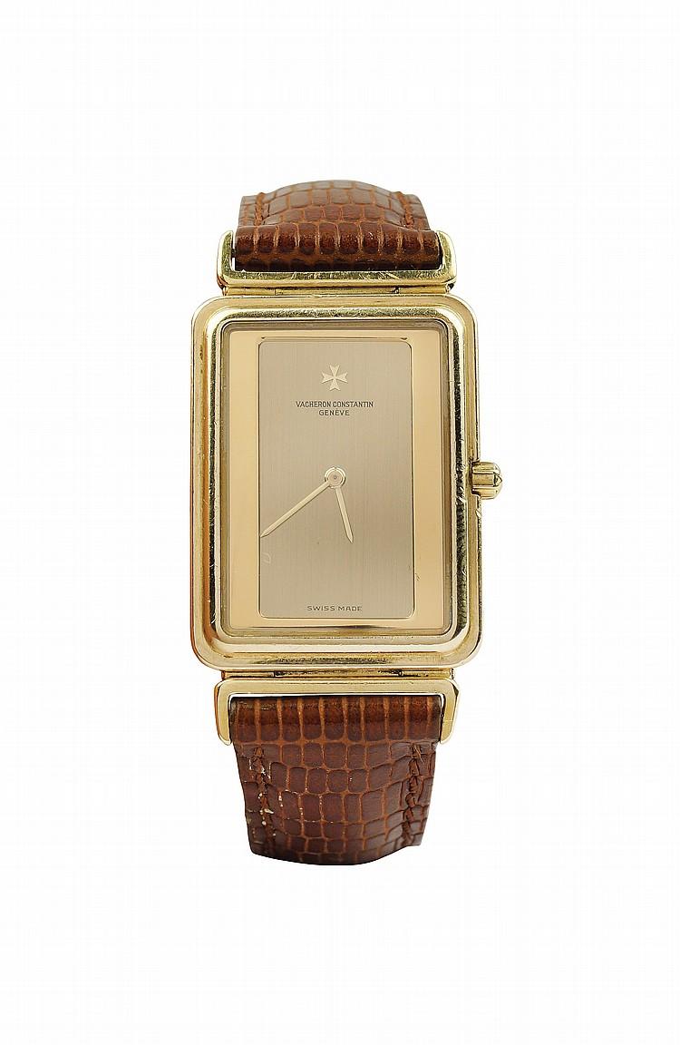 A Vacheron Costantin wrist watch
