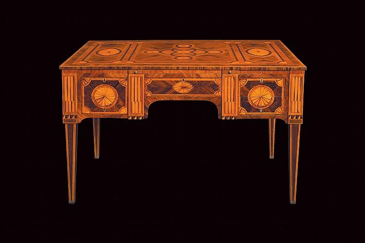 A Louis XVI desk