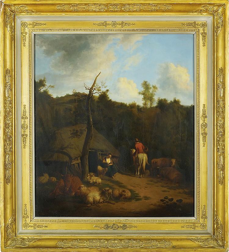 Adriaen Van de Velde, attributed to