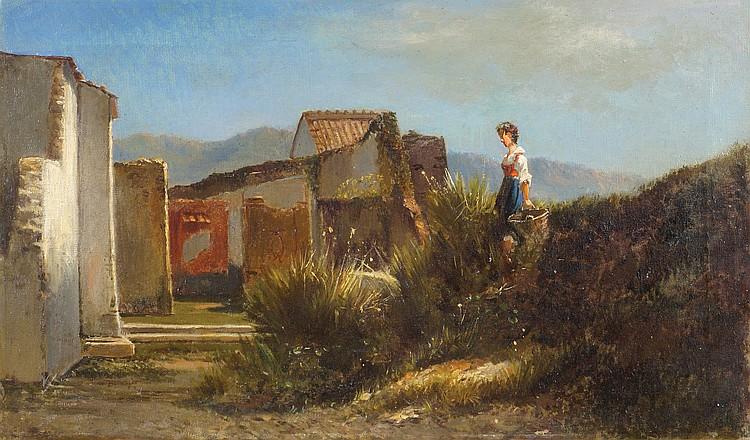 Artist of the 19th century