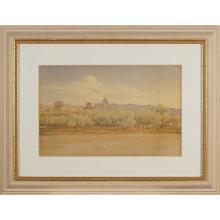 Jacques Henri Juillerat Moutier 1777-Berna 1860 25,5x43 cm.
