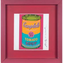 Andy Warhol Pittsburgh 1928 1928 - New York 1987 38,10x38,10 cm.