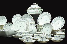 A Herend porcelain service (71)