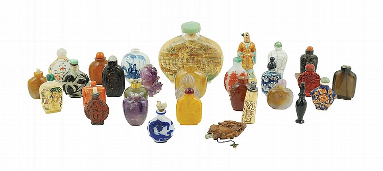 An Oriental lot (30)