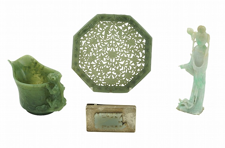 A jadeite lot (4)
