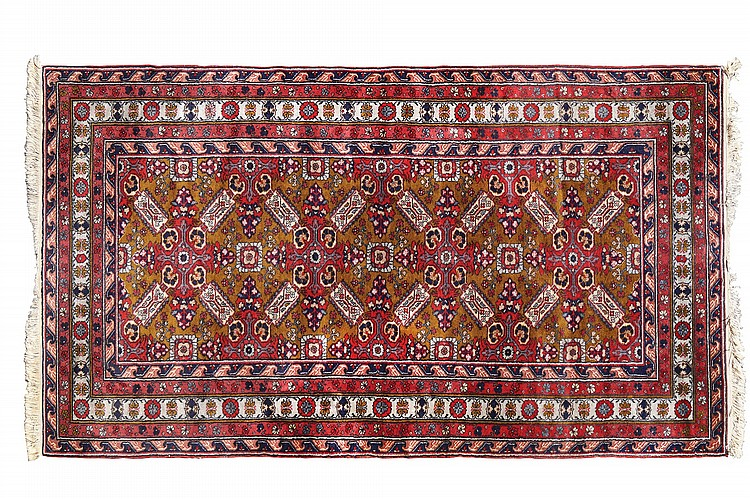 A Daghestan carpet