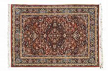 A Srinagar carpet