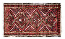 A Belucistan carpet