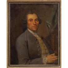 GUILLAUME VOIRIOT, ATTRIBUTED PARIGI 1712 - 1799 80X64 CM