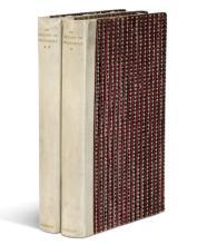 BURTON'S THE ANATOMY OF MELANCHOLY, 1/750 COPIES