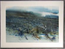 Geoff Dyer (1947- ) Australia Mount Wellington