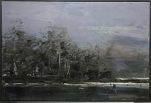 Geoff Dyer (1947-2020) Australia - Studies for Recherche Bay 6