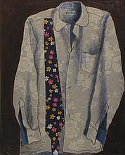 Tony Woods (1940- ) (Shirt & Tie)