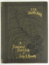 Mrs Charles Meredith Late Louisa Anne Twamley (1812-95) - Our Island Home