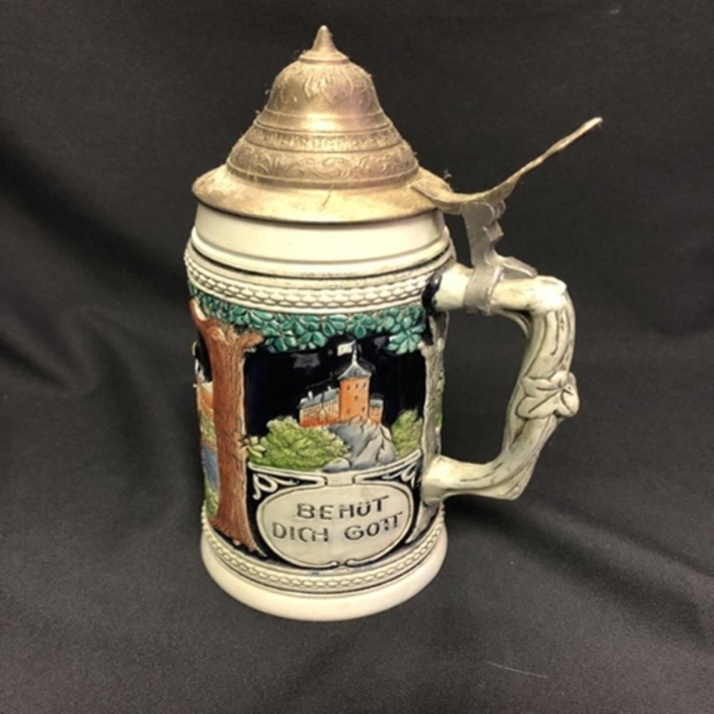 "Original Thewalt Western Germany Stein 11.25"" Tal"