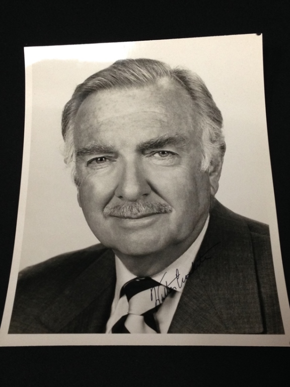walter cronkite In 1963, walter cronkite interviewed president kennedy for tv's first half-hour  newscast after that, cronkite and the cbs evening news became the gold.