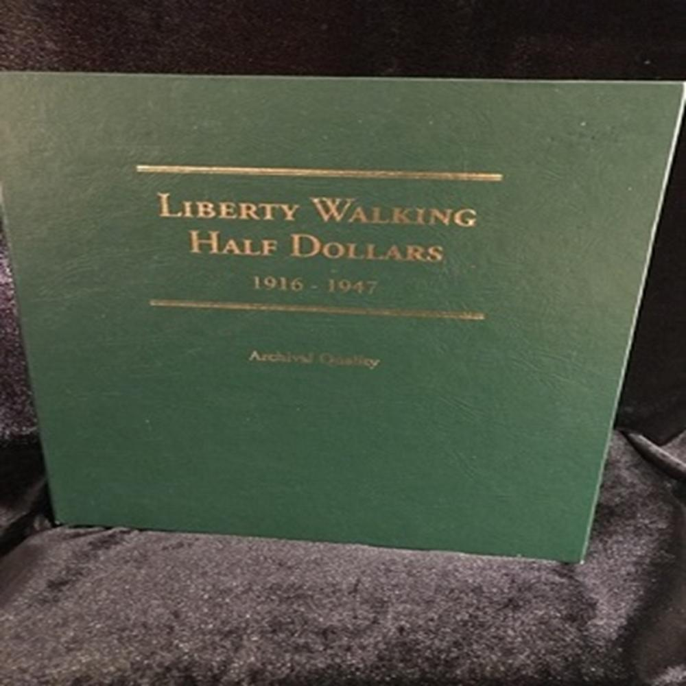 Littleton Liberty Walking Half Dollar Catalog