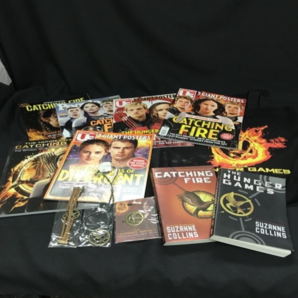 Hunger Games Lot