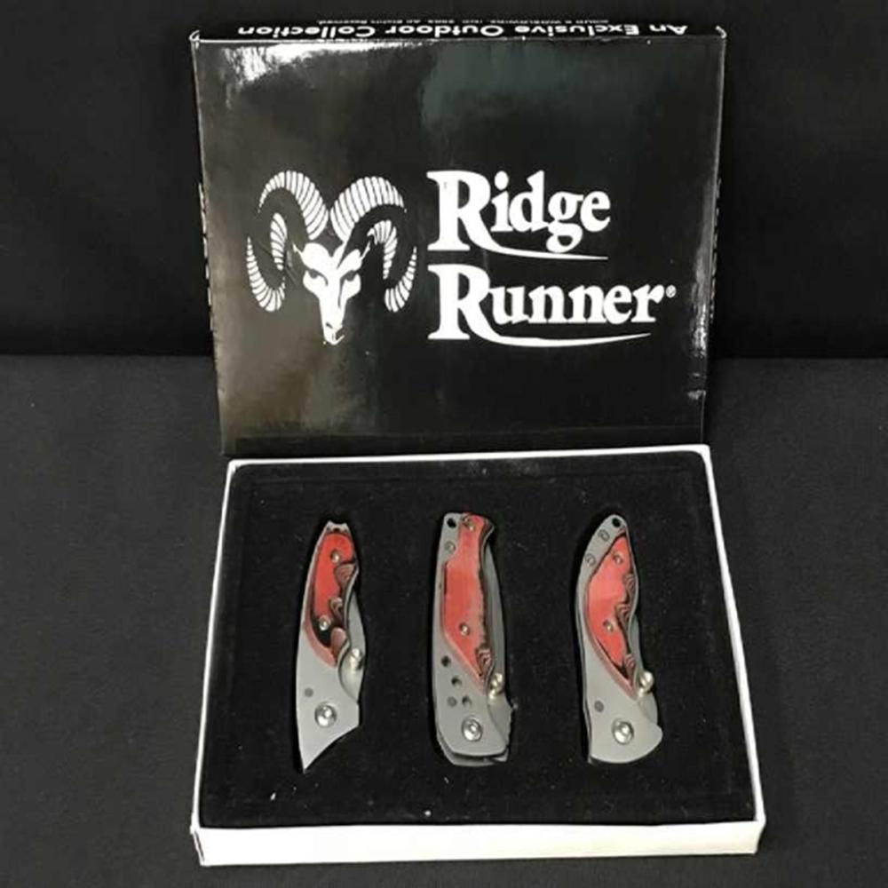 Ridge Runner Outdoor Knife Collection