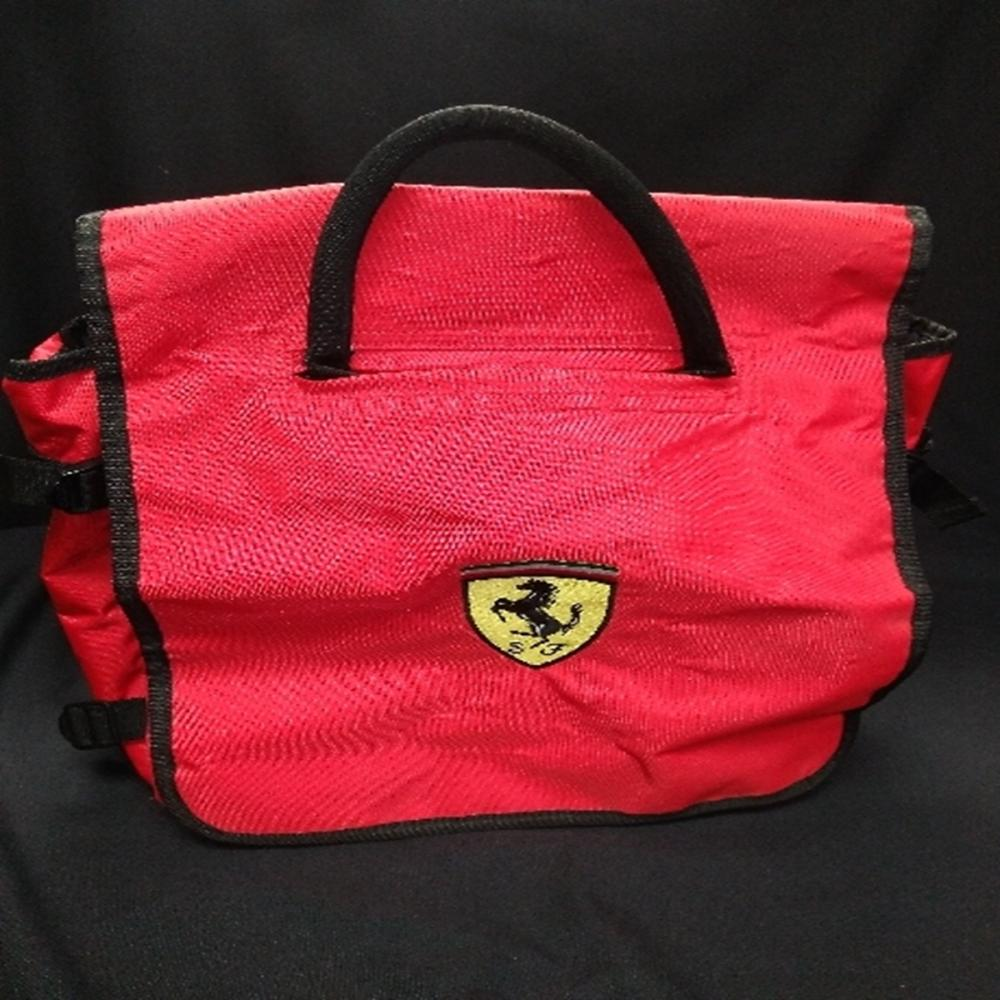 Ferrari Flip Top Travel Backpack or Laptop Bag