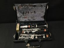 Noblet Normandy Clarinet in case