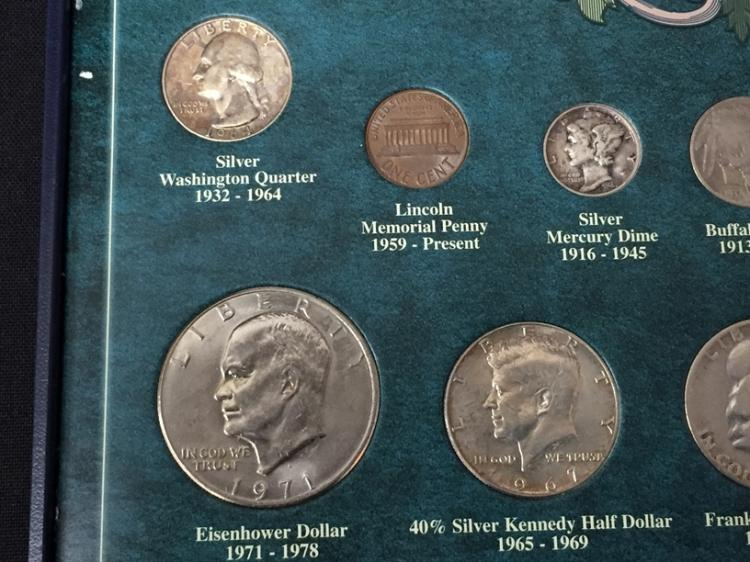 America's 12 Most Collected Coins Set