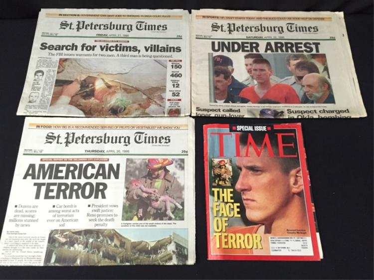 oklahoma city bombing essay The paper explores a few published articles and books in order to identify the social forces, such as, historical, sociological, and biographical that motivated.