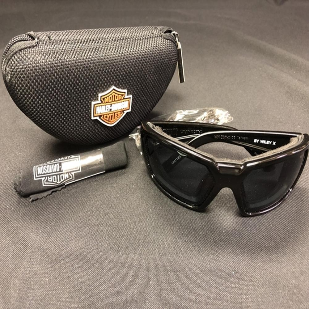Rout by Wiley X WX Z87-2 Sunglasses w/HD Case