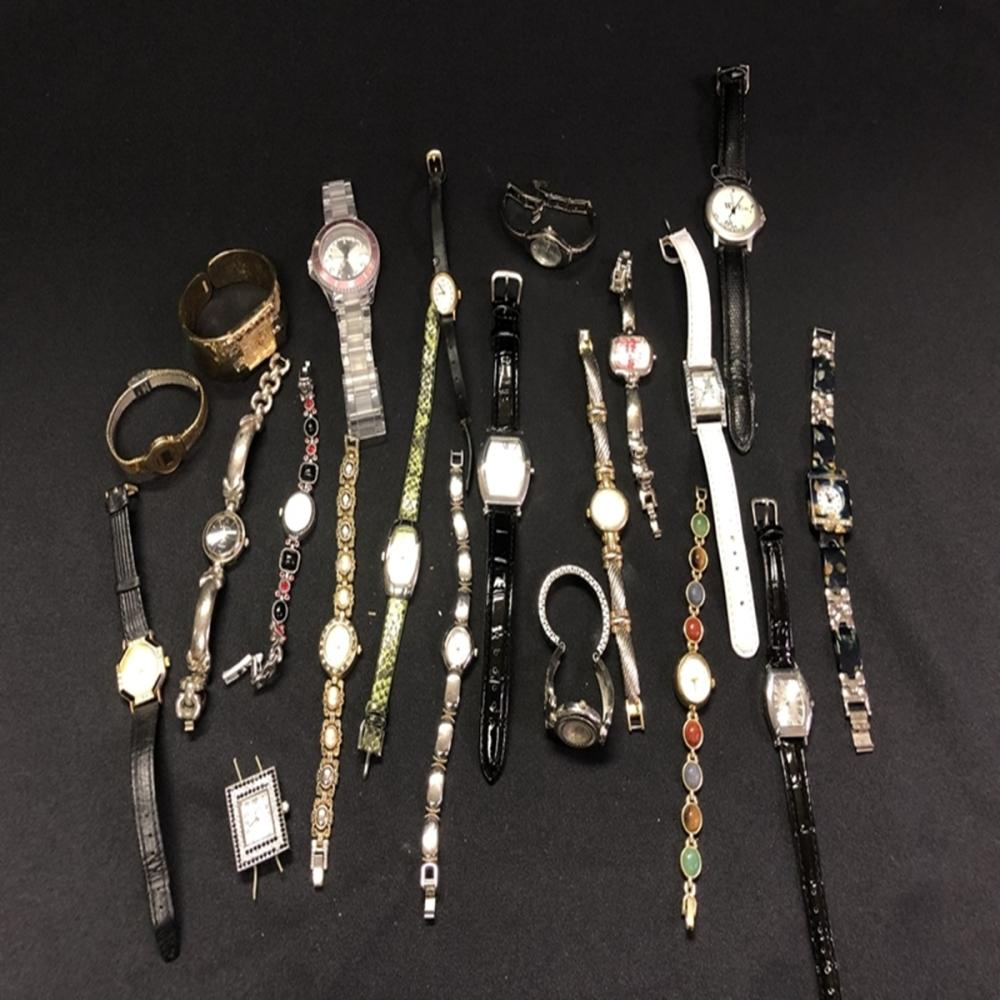 Bag FULL of Womens Watches ++++