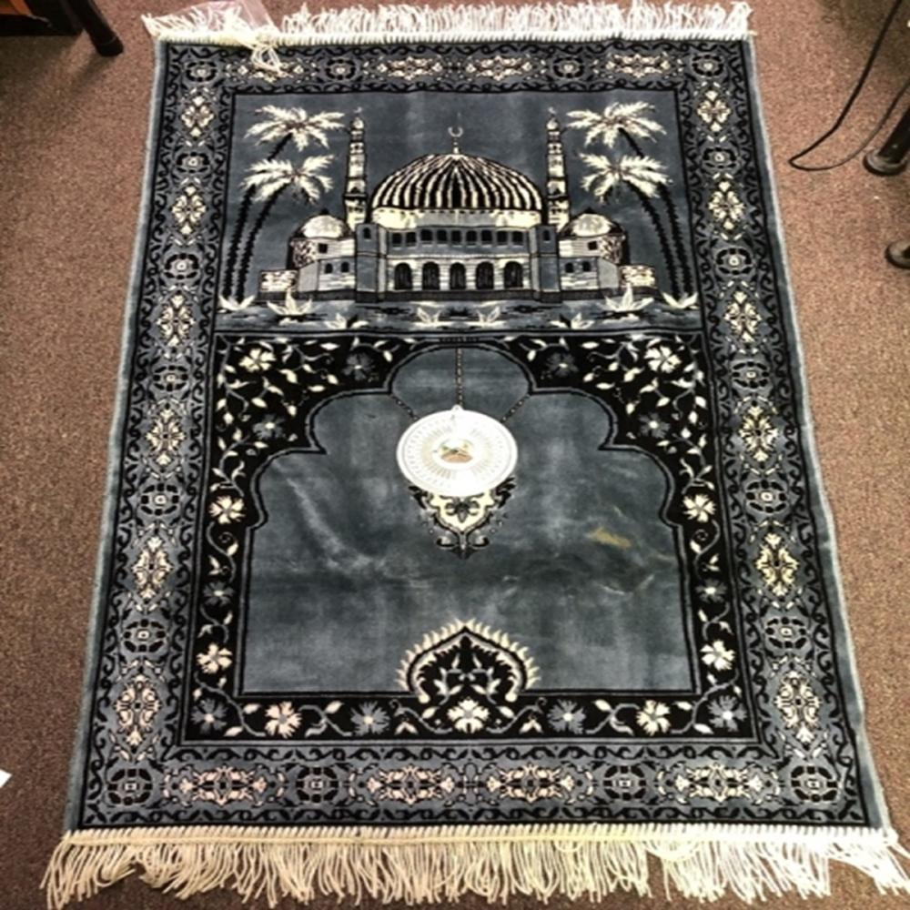 Islamic Praying Rug with Compass TLX 450 665 CH