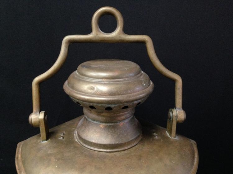 Vintage Perko Perkins Marine Lamp,