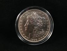 1898 UNC Morgan Silver Dollar, Very Nice!!!