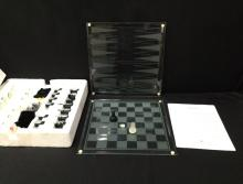 Fifth Avenue Chess/Backgammon/Checkers Crystal