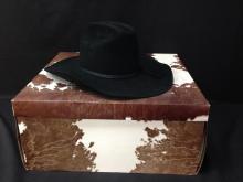 Resistol Cowboy Hat Western 7 XXXXXXX Beaver