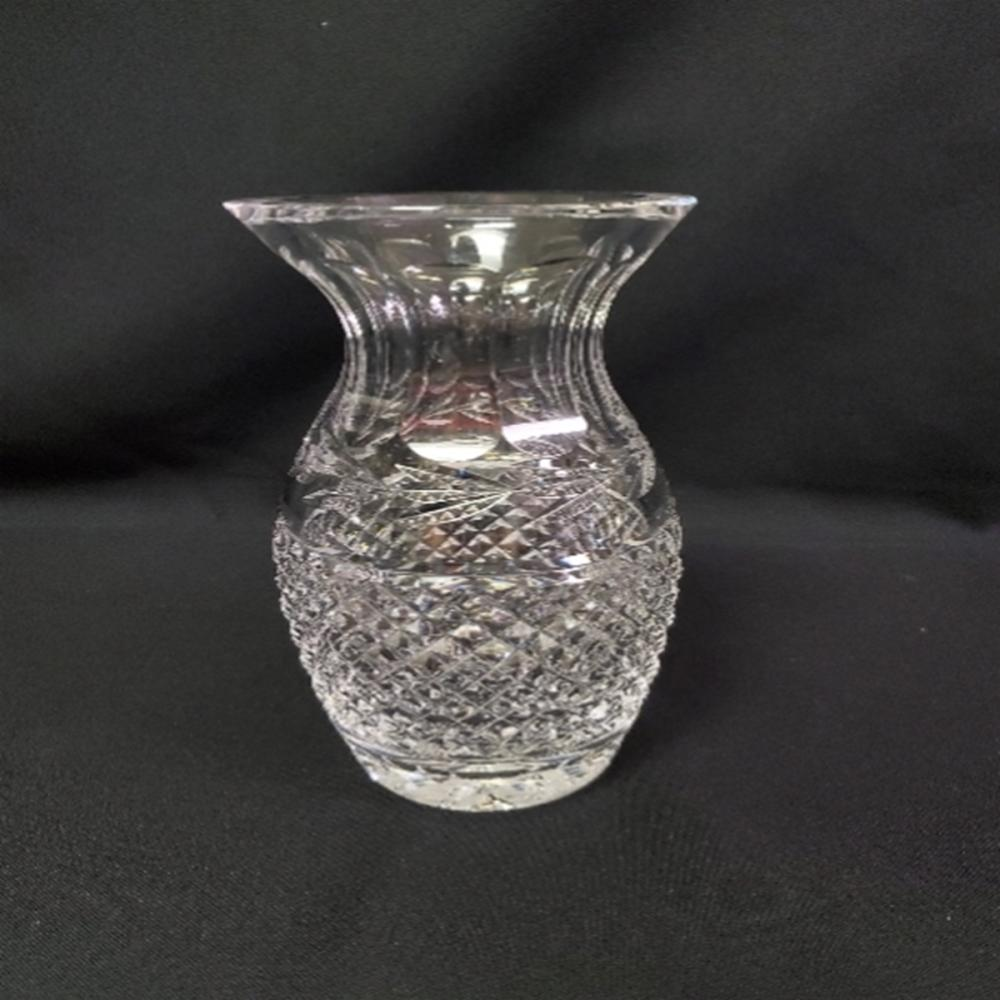 Waterford Glandore Pattern(?) Vase