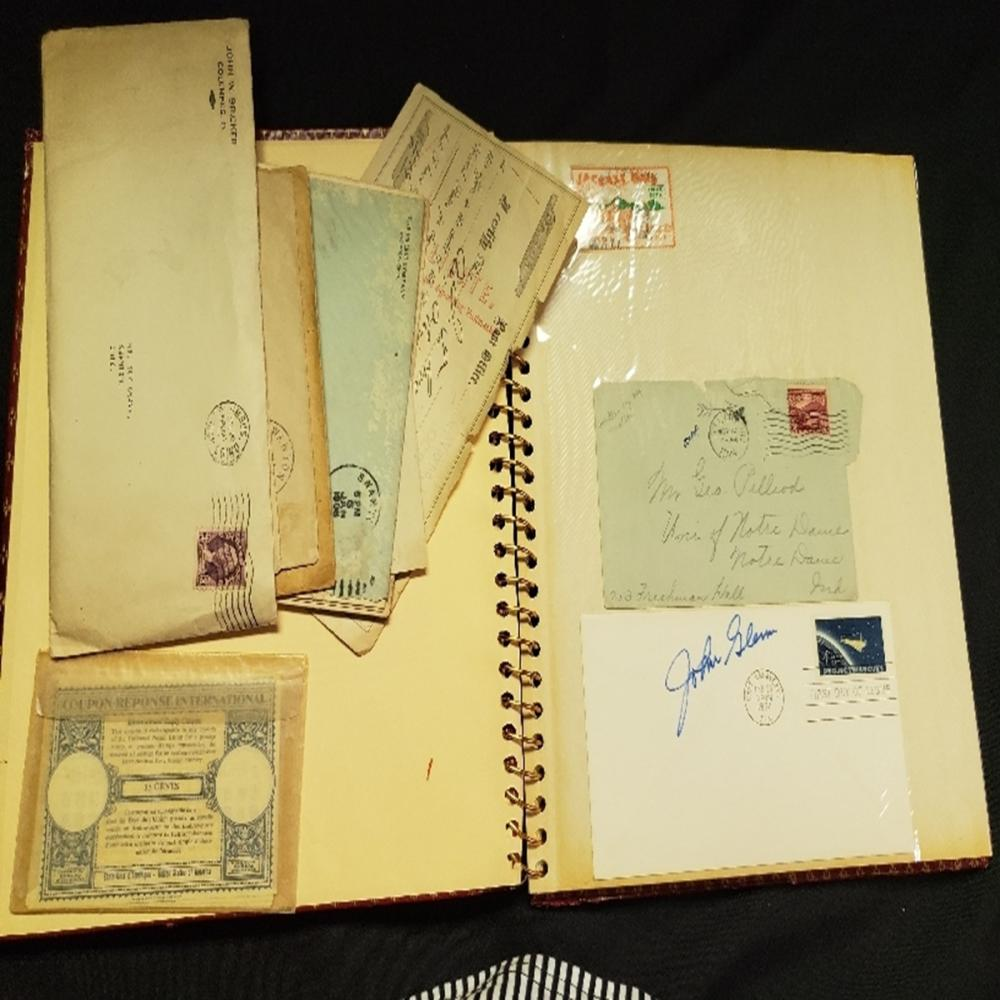 Lot of First Day Issues, Stamps, and Old US Mail