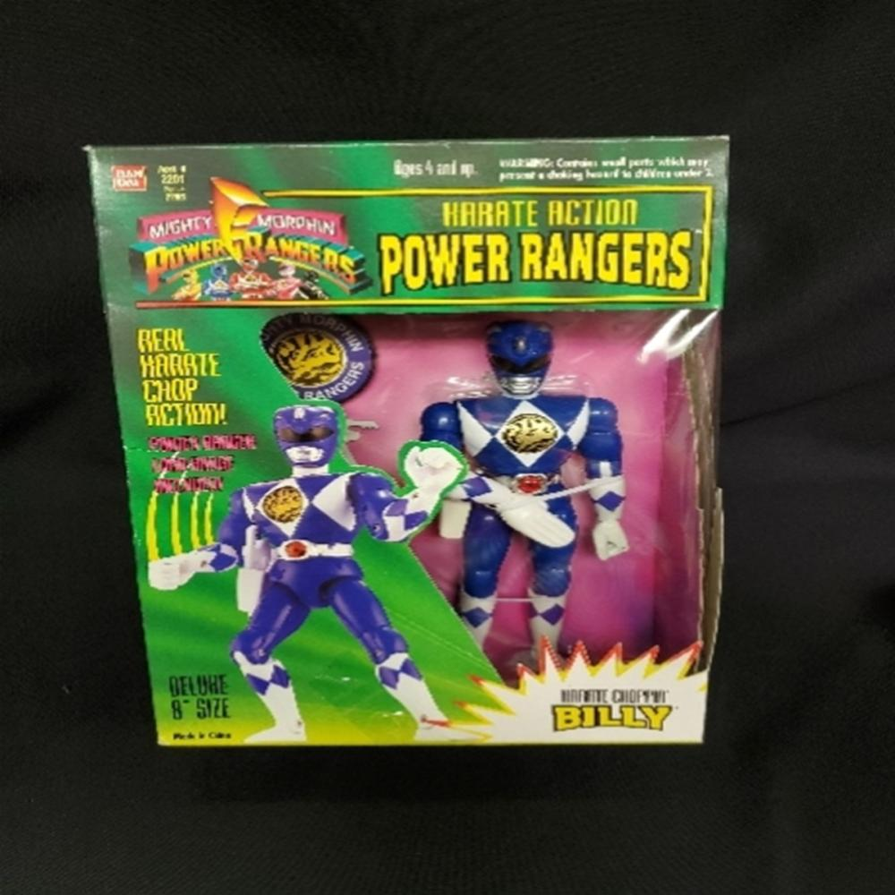 Mighty Morphin Power Rangers Karate Choppin Billy