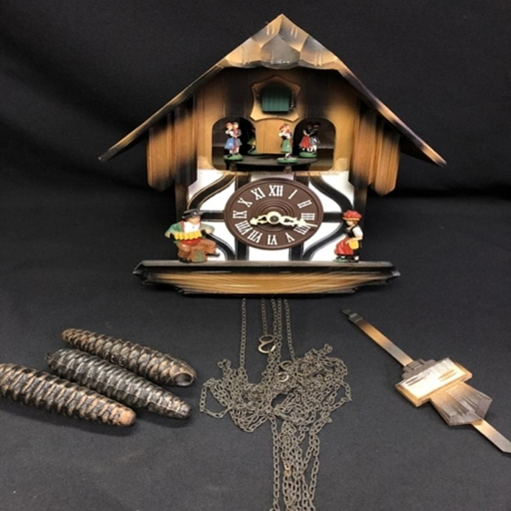 Cuendet German Cuckoo Clock