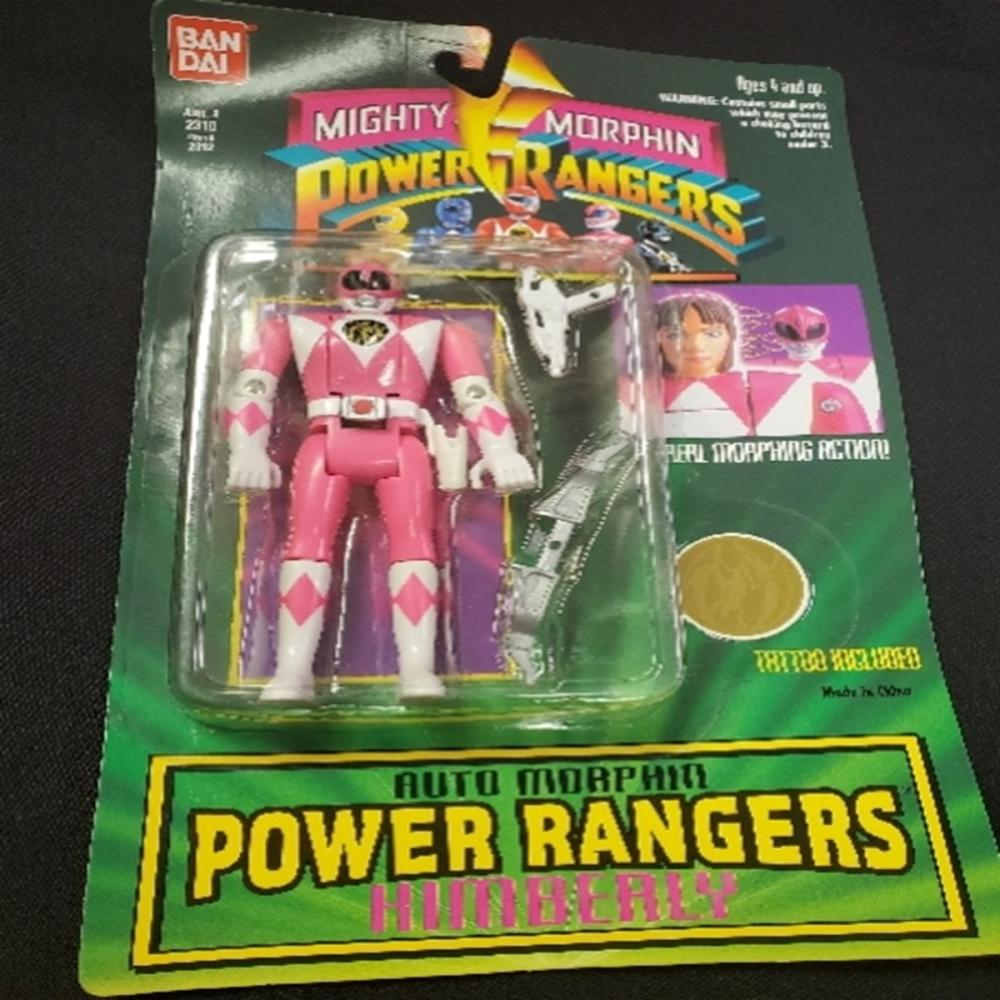 Mighty Morphin Power Rangers Morphin Kimberly