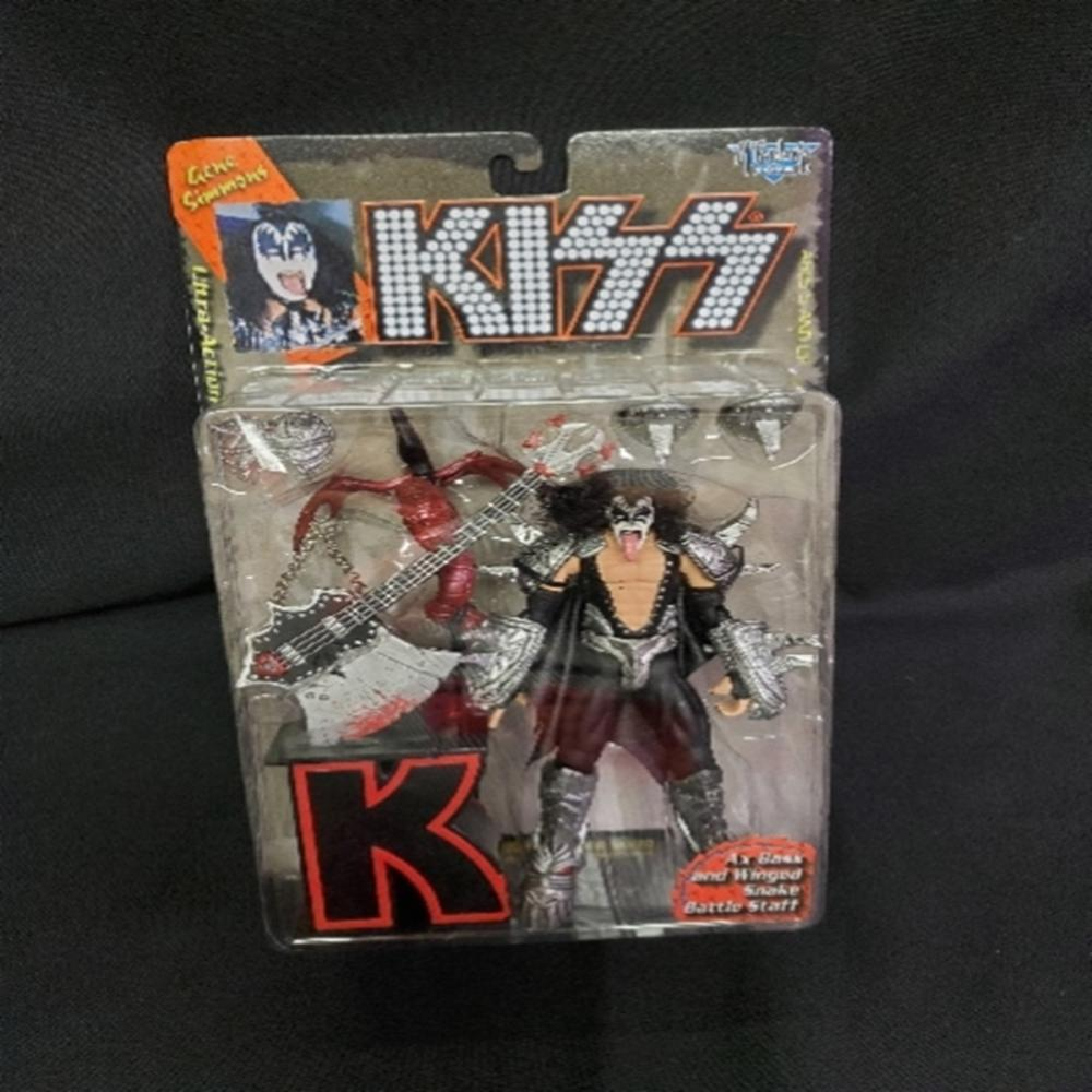 KISS Gene Simmons Ultra-Action Figure McFarlane